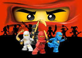 This is Ninjago.  Bozo's newest obsession.