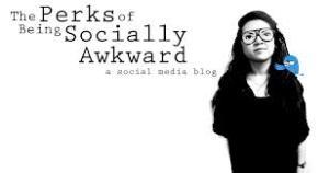sociall awkward.